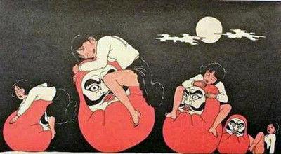 [转] 赤裸裸的人性---全球疯转的30张图 | 郑永博客