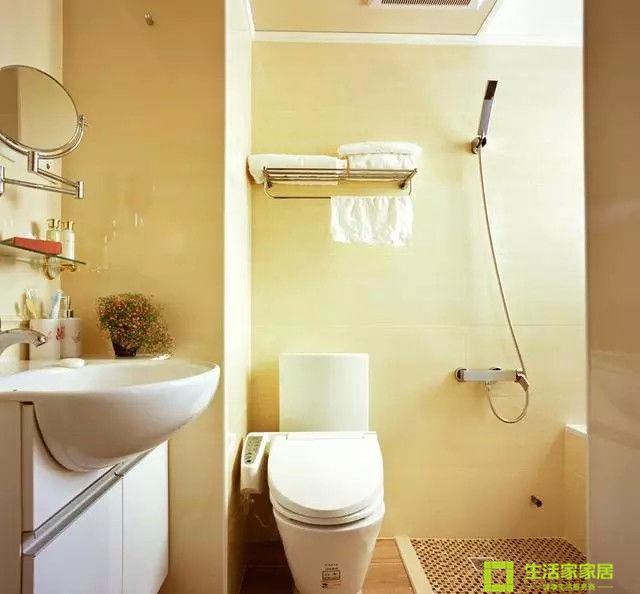 【生活家家居】卫生间到底要不要装淋浴房?
