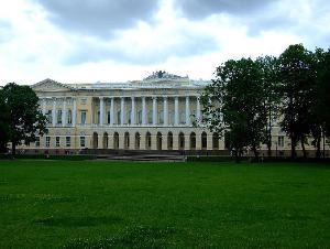 【原创】北上俄罗斯 (3)欣赏 俄罗斯博物馆里的艺术藏品 - 含笑 - 含笑