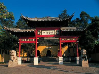 扬州大明寺