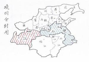 ... 前205年,韩信首先率军击灭了 魏王豹 , 平定 魏地