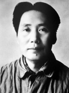 毛泽东各个时期图片