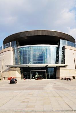 中国群团——参观龙岩市博物馆