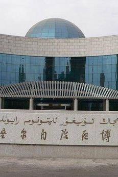 中国群团——参观维吾尔自治区博物馆