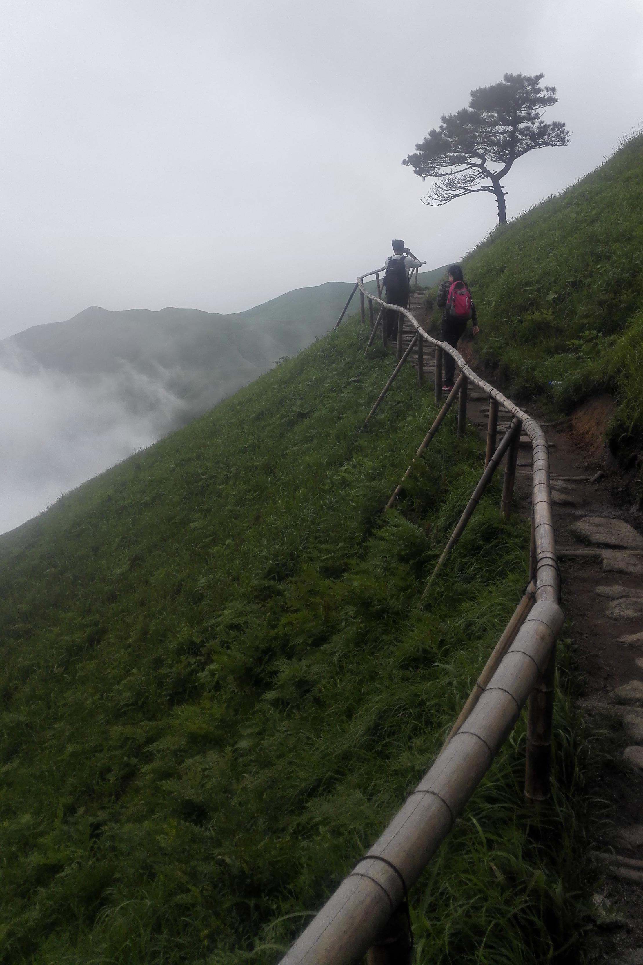 武功山露营