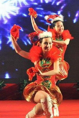 歌舞团爱心慰问走基层演出活动