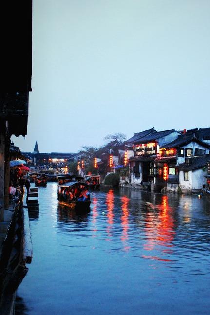 22、23乌镇、西塘、西塘夜景经典2日