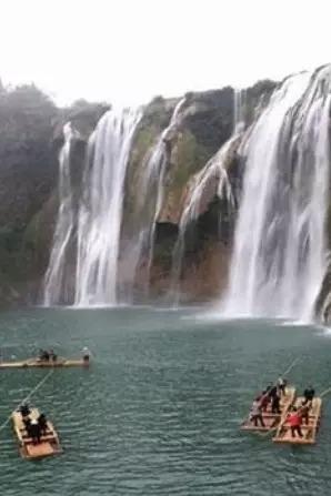 8月1号宁国夏霖风景区、九天瀑流一日行