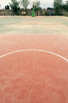 业余篮球爱好