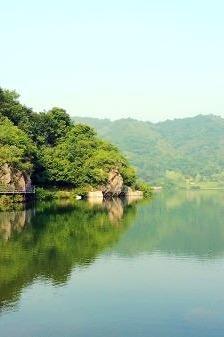 野蘑菇国庆10月1日 延庆美景-京郊小九寨-玉渡山