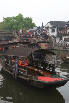 5月8-10号,爬山虎户外带您走进上海,乌镇,杭州西湖
