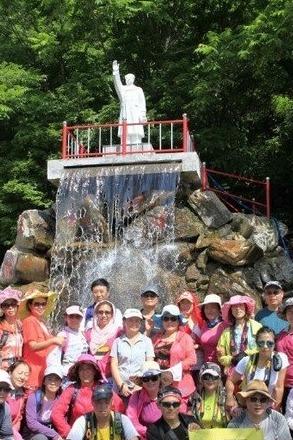 7月17日 曲柳川 哈尼河一日游