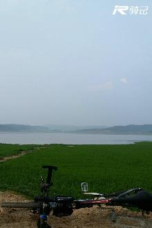 2016年8月12日骑行二龙湖摆渡甲山