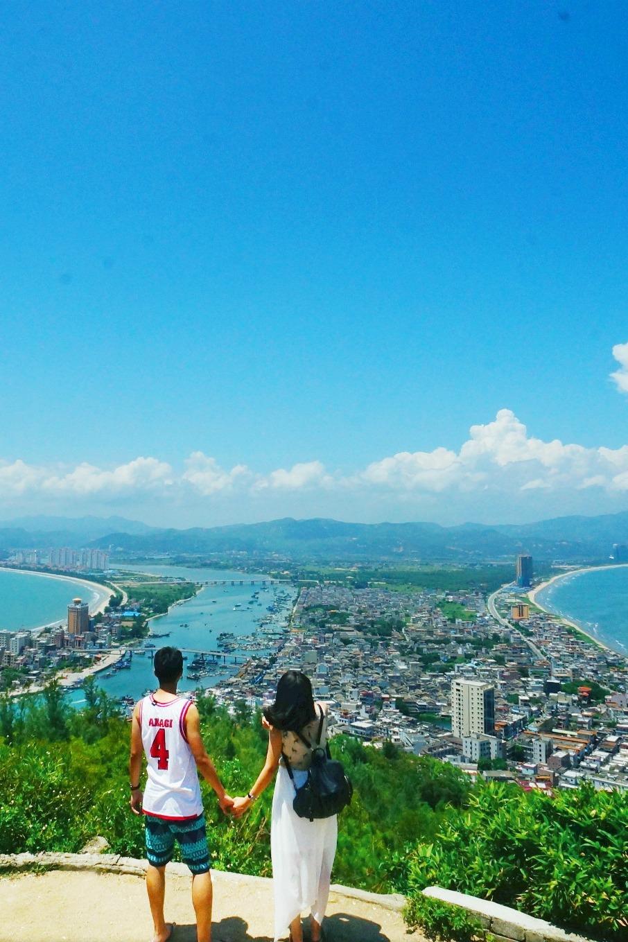 3月13号惠州绝美双月湾-勇闯巨石阵-环大星山穿越