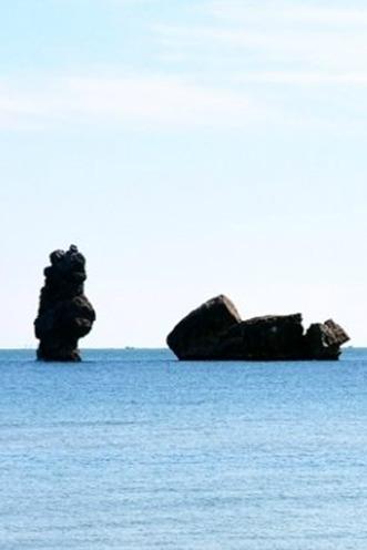 品饕餮海鲜大餐、漫步原生态海滩、摸螃蟹捡贝壳