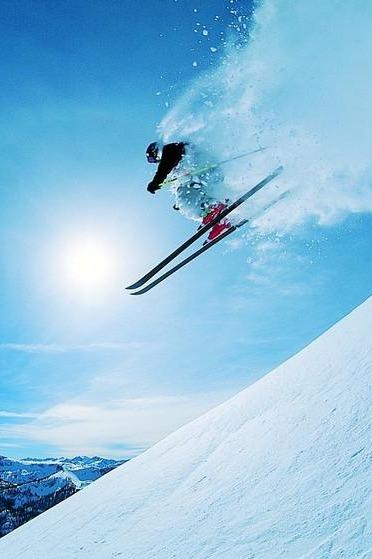 玉龙湾 ▎在京郊最大滑雪场,体验白色鸦片的激情!
