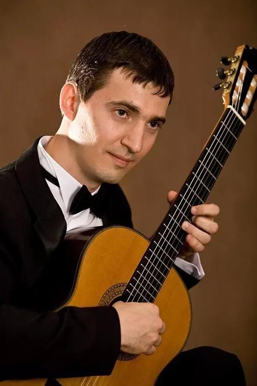温州吉他部落邀您八月欣赏 巴克托夫古典吉他音乐会