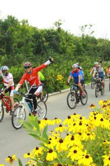 松山湖骑行比赛