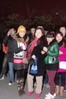 12月31日玄武湖跨年走湖相亲活动