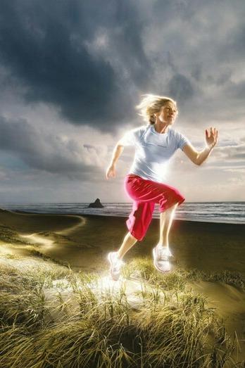 让跑步成为一种嗜好,咕咚跑马季拉萨站线上马拉松