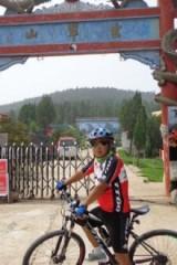 9月20日(星期天)骑行平阴云翠山