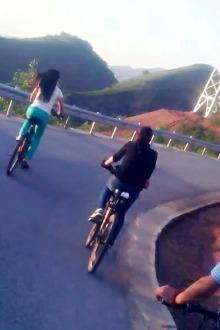 骑行活动   丹凤县城区至商南县城区单车往返