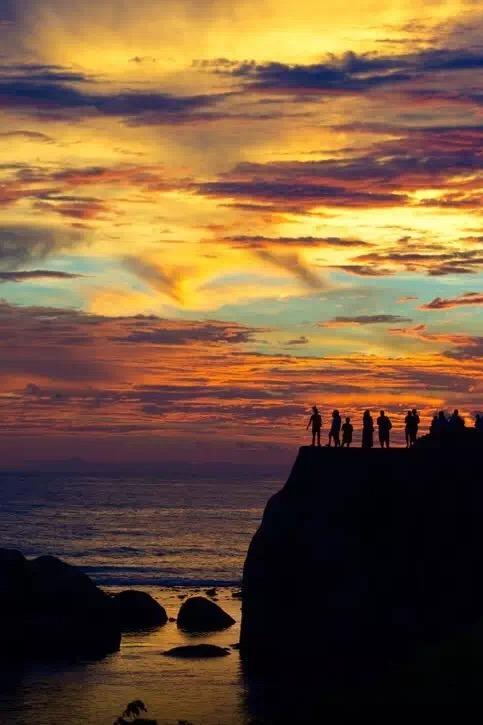 我们去斯里兰卡看最美日落