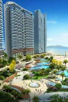 198元惠州水榭湾、豪华游艇出海观光、海滩度假纯玩