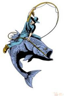 水库钓鱼,组织一些钓鱼爱好者,一起开心垂钓