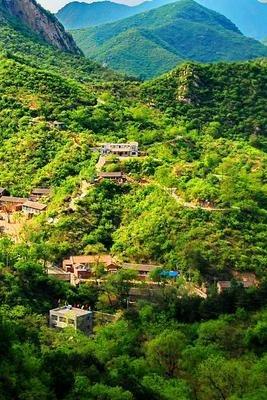 6月9日京郊最美大云峡谷香屯穿越,行走在最美乡村