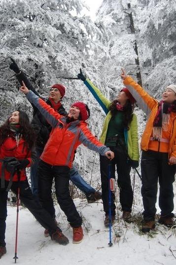 圣诞—-峨眉山冬季赏雪、温泉自驾2.5日游