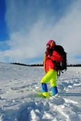 2月11日水晶格格带你走进英格梁一日徒步,滑野雪。