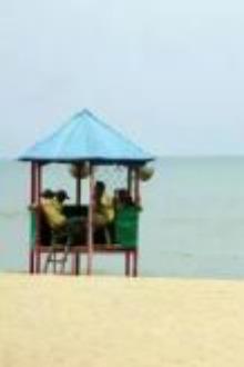 10月3—4号阳江闸坡马尾岛、妈祖庙、十里银滩露营2天游