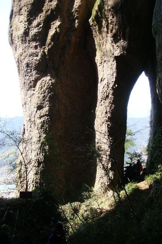 3.29天台十里铁甲龙,探秘第一奇洞