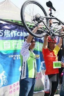 佳能戴尔自行车爬坡赛合作伙伴,赞助单位招募中…