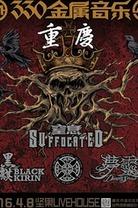 中国330金属音乐节重庆日