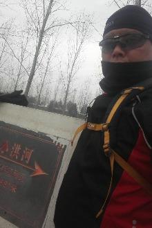 探寻洪河骑行活动