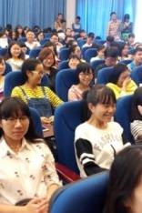 """阳泉大型情感公益讲座——""""恋爱是个技术活"""""""