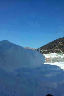 2015年2月22(初四)阜新海棠山一日游