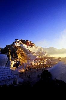 (西藏)林芝桃花节:林芝-巴松错-南迦巴瓦峰-羊卓雍错