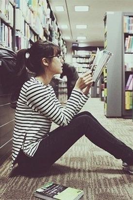 爱阅读!爱交友!