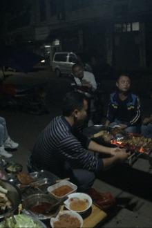 群聚会-烧烤