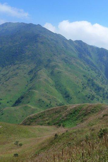 9.25(周日)徒步惠东大南山,遇见另一个武功山