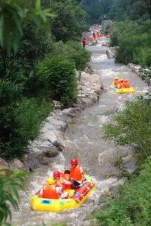 7月17-19号通天峡-栾川大峡谷漂流-老君山避暑穿越