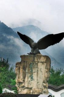 鹫峰-阳台山穿越(秋天到了)