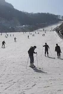 12月12日-13日滑雪+温泉,冰火两重天