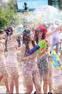 【湿身大戏】水上撕名牌+DIY纸船嗨翻夏日-露营2日