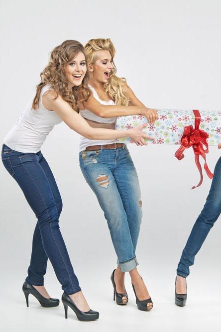【疯狂抢礼物】圣诞狂欢变装趴