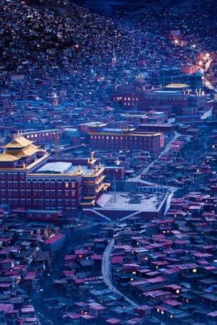 川藏北线,亚青寺、德格印经院、石渠、色达环线9日