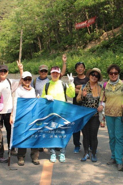 2015年6月26日星期五钻石湾徒步+金旺福K歌活动